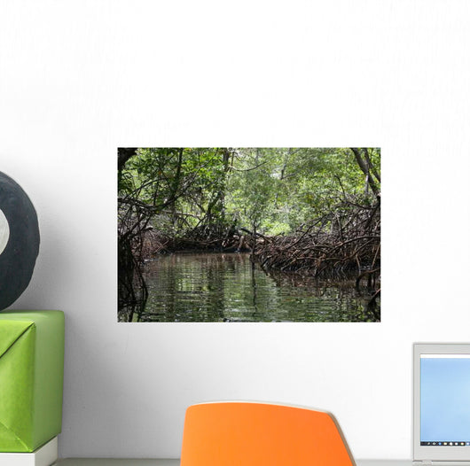Mangrove Wall Decal