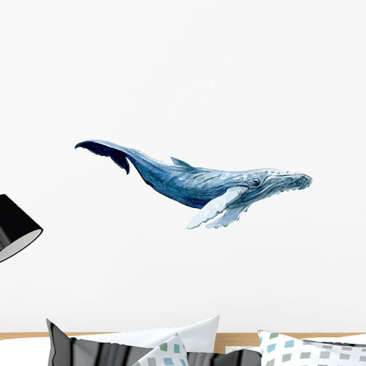 Stickers Decal Whale 20 06026