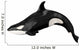 Clipping of an Orca or Killer Whale Wall Decal