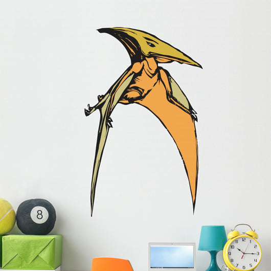 Pterosaur Wall Decal