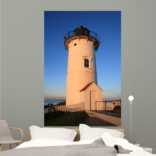 Nobska Point Light Wall Mural