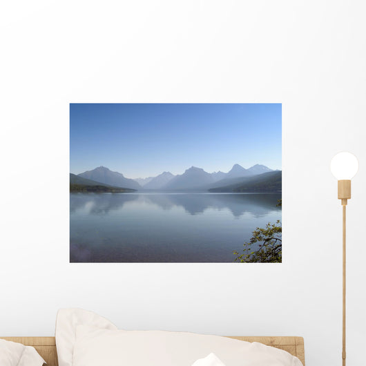 Lake Macdonald Wall Decal