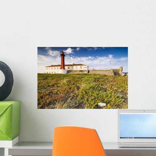 Lighthouse Northern Portugal Wall Decal