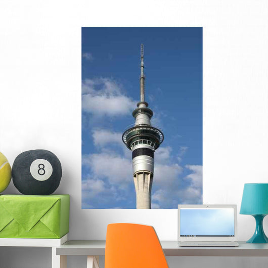Auckland Tower Wall Decal