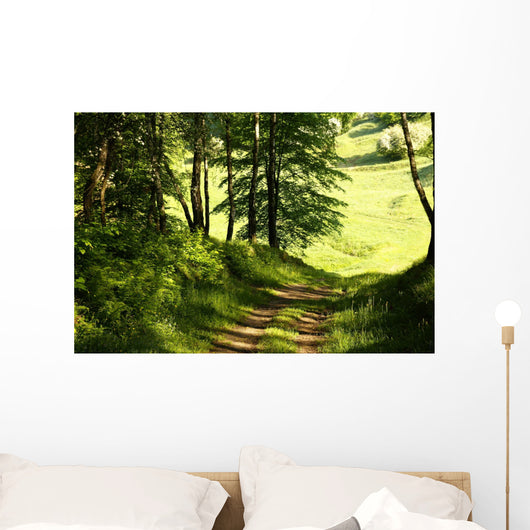 Spring Forest Wall Decal