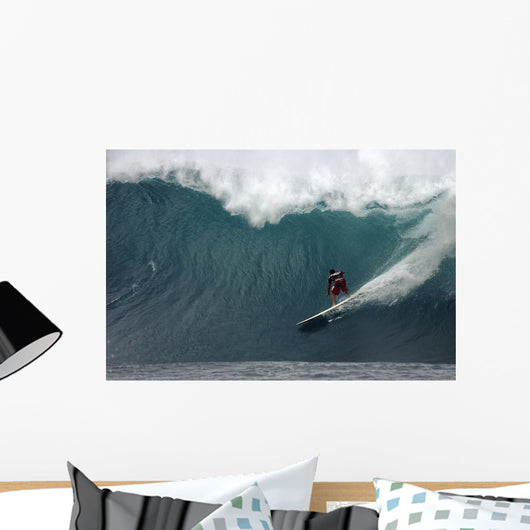 Surfer Wall Decal Design 1