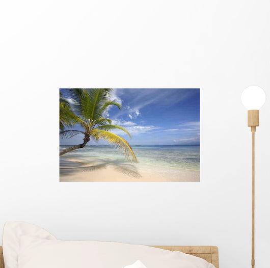 Perfect Tropical Beach Wall Decal