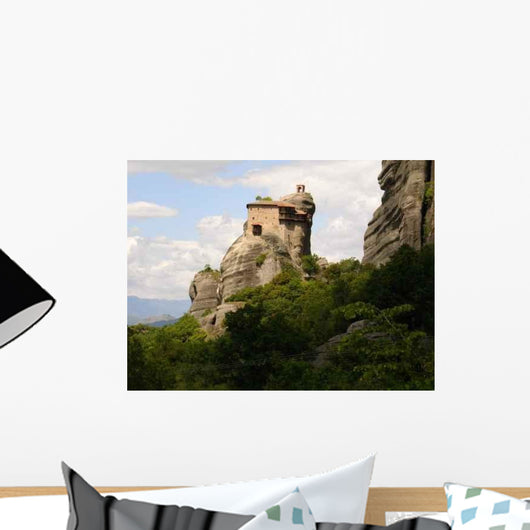 Monastery Agios Stephanos Wall Decal