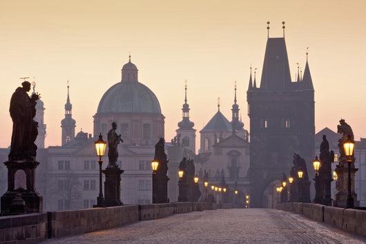 Prague Charles Bridge Wall Mural
