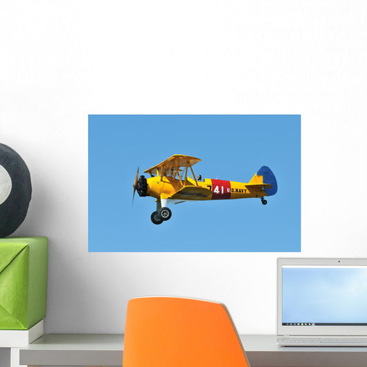 Boeing Stearman Wall Decal