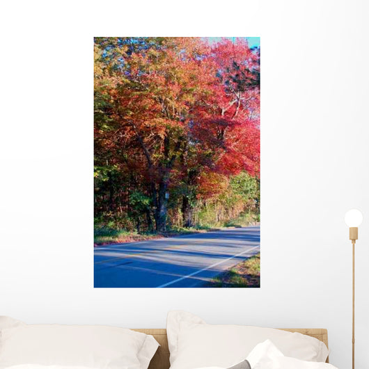 Autumn Wall Decal Design 1