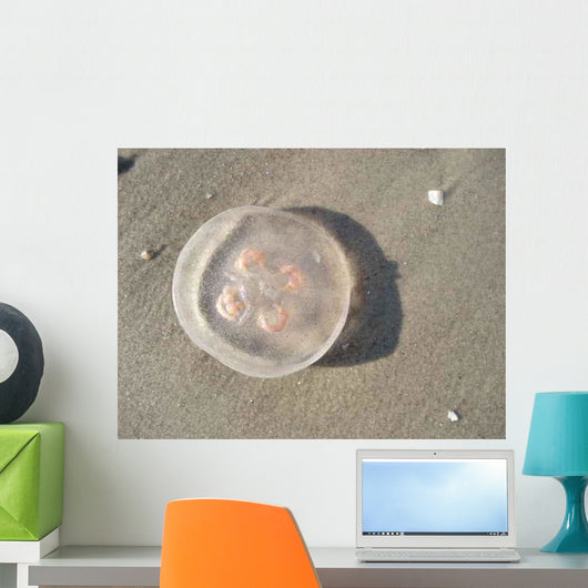 Jellyfish Wall Decal Design 2
