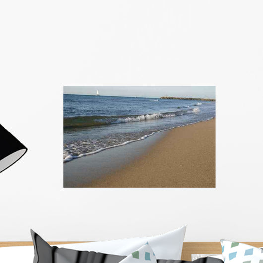 Shore Serene Wall Decal