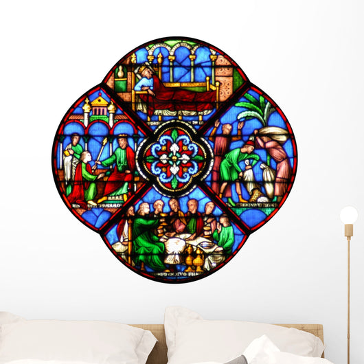Hostory Joseph Wall Decal