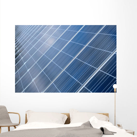Photovoltaic Cells Solar Panel Wall Decal