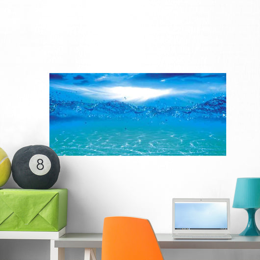 Underwater Wall Decal