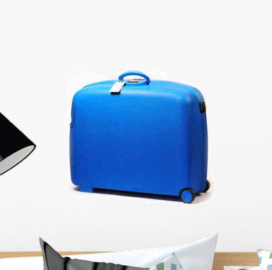 Suitcase Wall Decal
