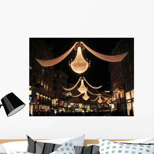 Christmas Vienna Wall Decal