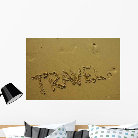 Travel Wall Decal