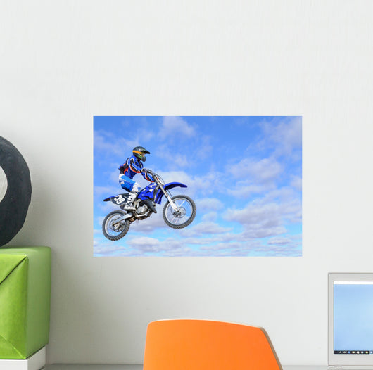 Extreme Motocross 39 Wall Decal