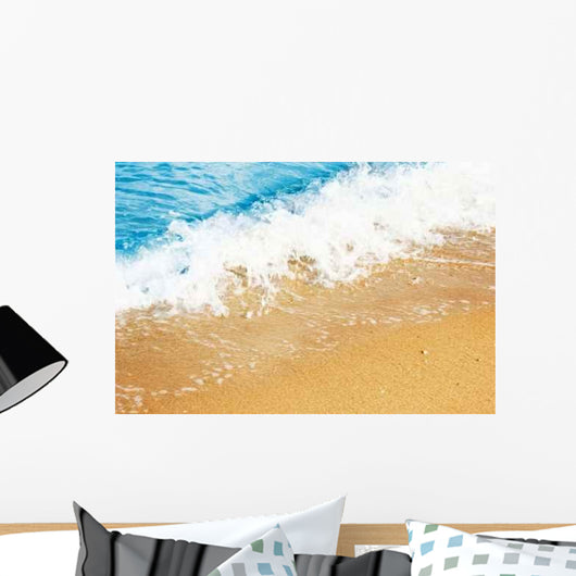 Ocean Shore Wall Decal