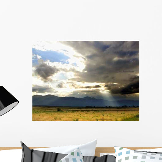 Magic Landscape Wall Decal