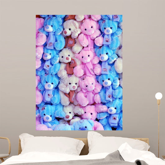Teddy Bears Wall Decal