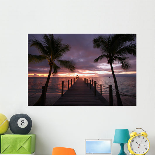 Dream Island Wall Decal