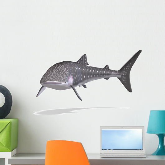 Whale Shark Wall Decal