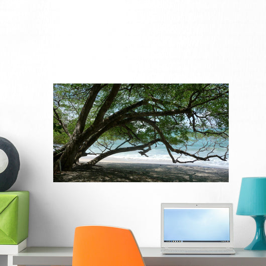 Poisonous Tree Beach Wall Decal