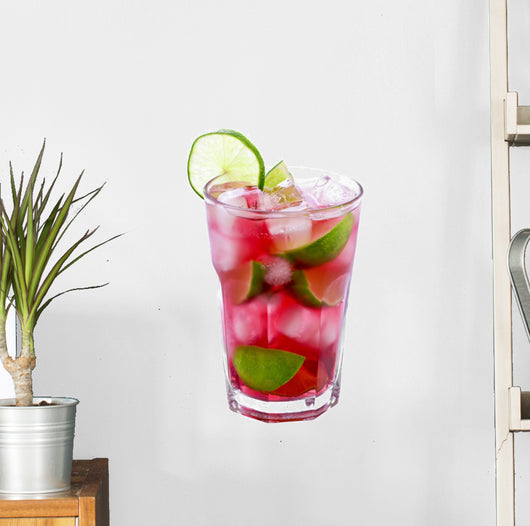 Fruit Cocktail Wall Decal