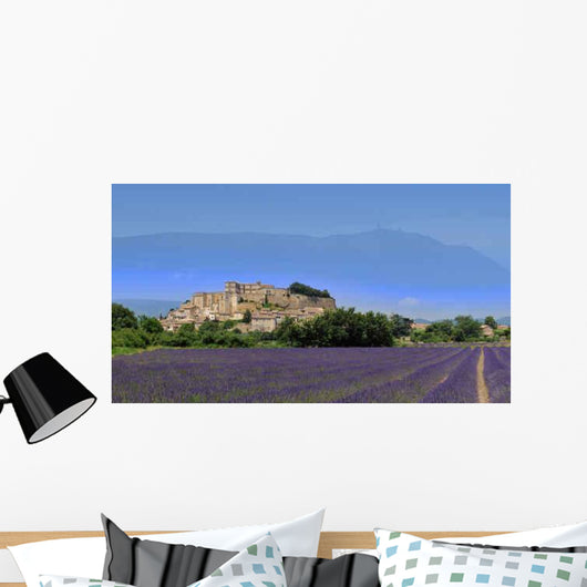 Lavender Grignan Wall Decal