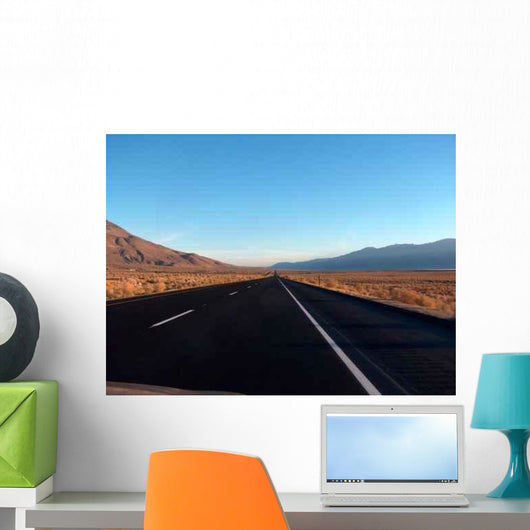 Highway Wall Decal Design 2