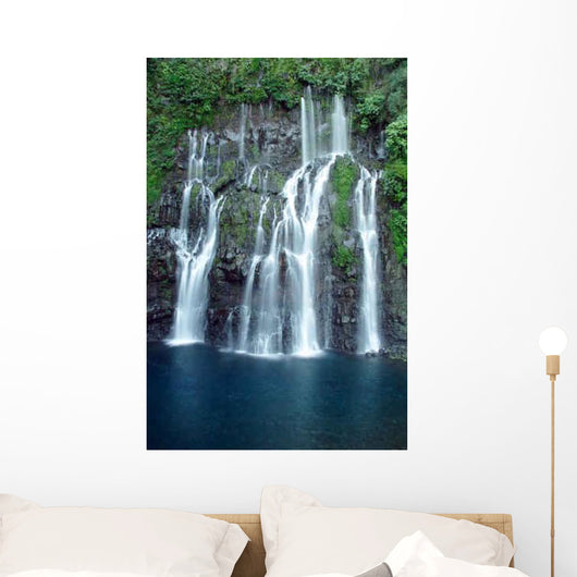 Cascades Wall Decal