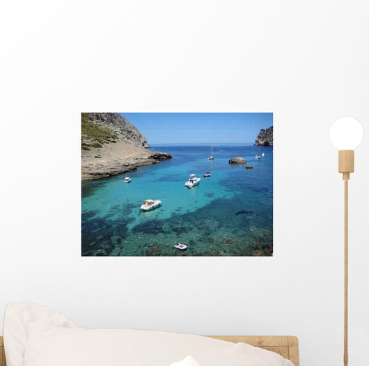 Cala Figuera Wall Decal Design 1