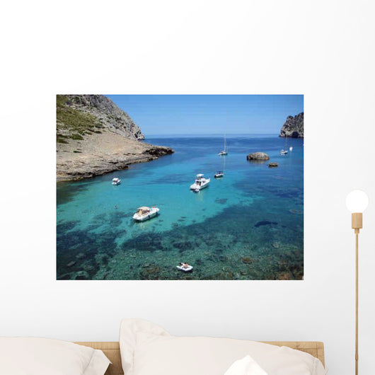 Cala Figuera Wall Mural