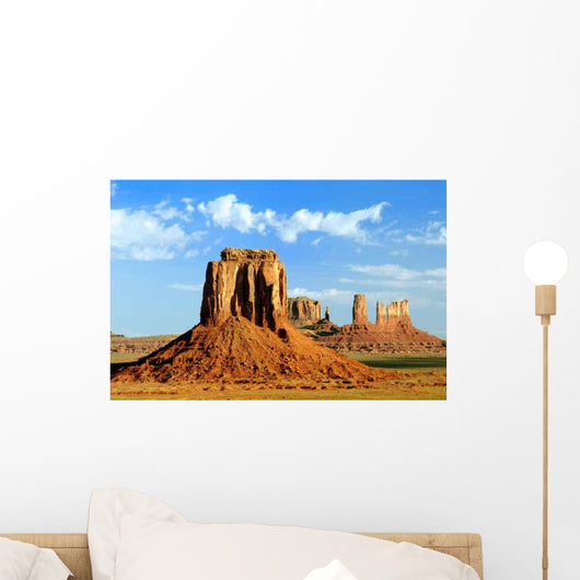 Artist's Point Monument Valley Wall Mural