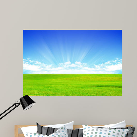 Landscape Wall Decal Design 6