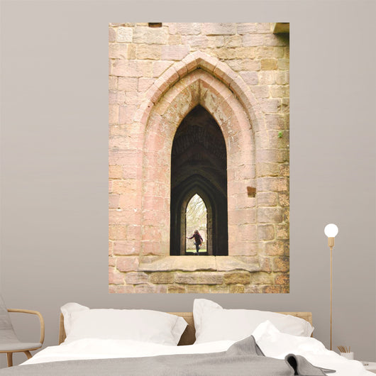 Arch Wide Wall Decal