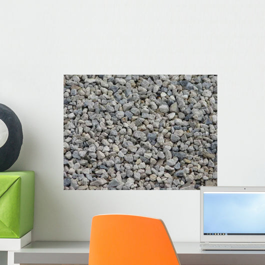 My Own Pebble Picture Wall Decal