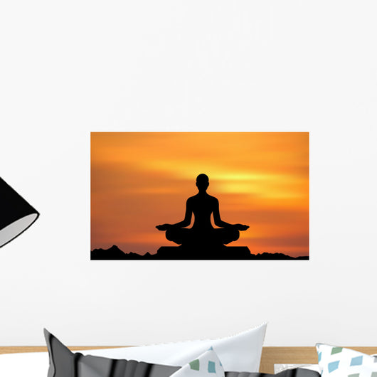 Yoga - Meditation Wall Mural