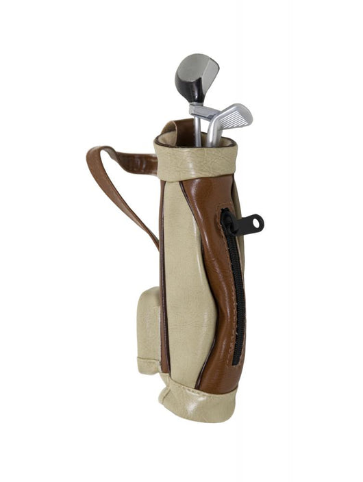 Golf Bag and Clubs Wall Decal