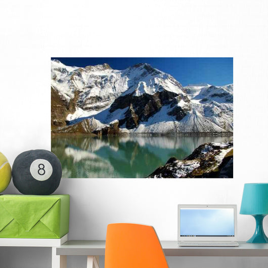 Stausee Wall Decal Design 2