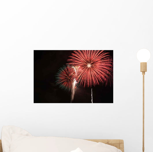 Fireworks8 Wall Decal