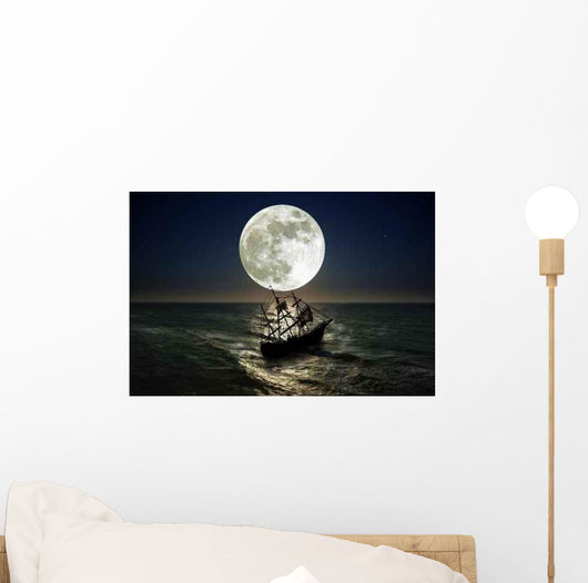 Storm Wall Decal Design 2