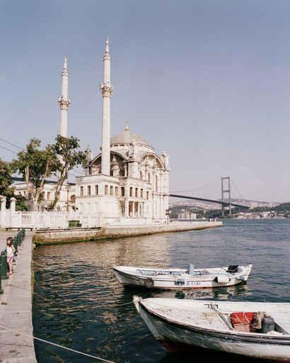 Istanbul Wall Decal Design 3