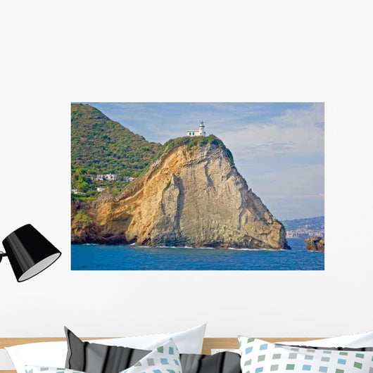 Cape Miseno Neapel Wall Decal