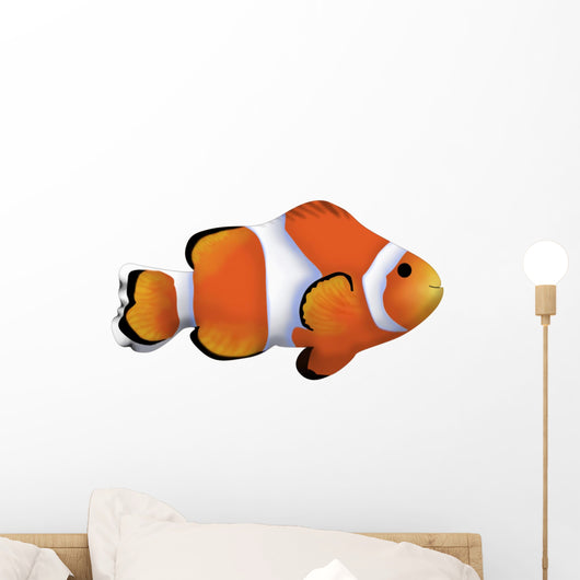 The Best Realistic Clownfish Coloring Page