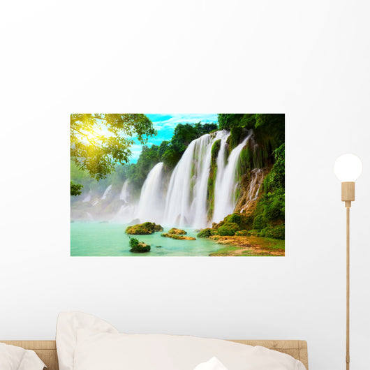 Detian Waterfall Wall Mural