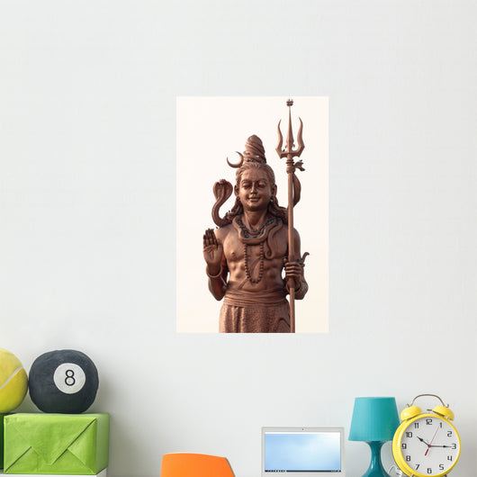 Religious Monument Wall Decal